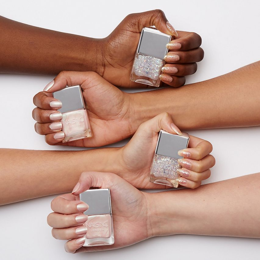 NAILS INC The Future Is Fairy swatches