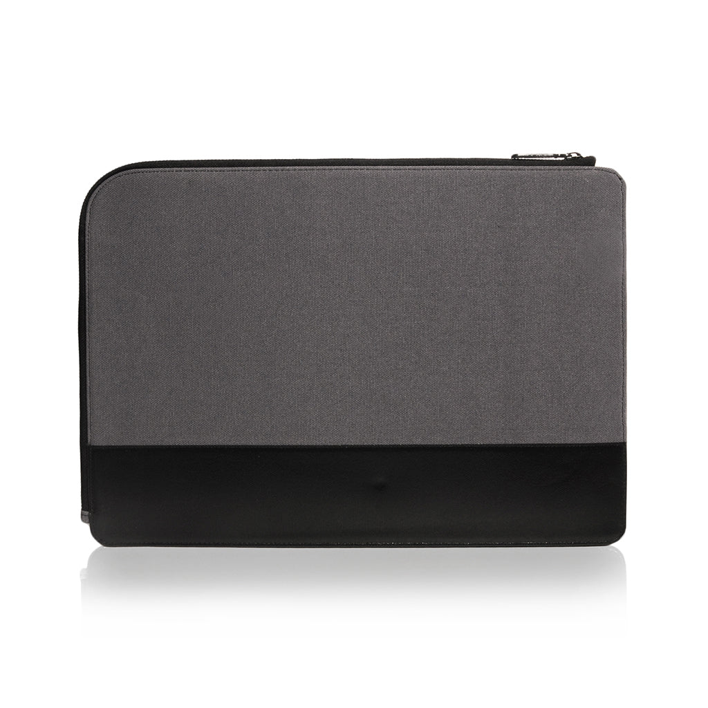 "GRITTY | Ultra Slim Sleeve for MacBook Pro 15"" w/ USB-C & MacBook Air 13"" - Charcoal"