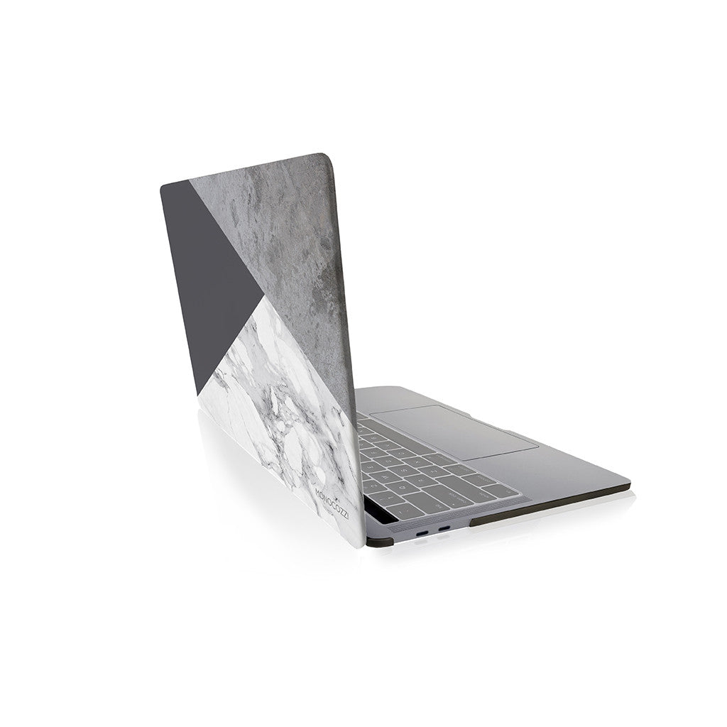 "Pattern Lab | Hard Case for Macbook Pro 13"" w/ USB-C - Marble"