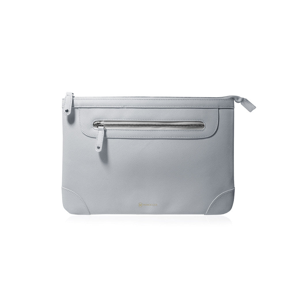 "POSH | Sleeve for Macbook Air 11"" / Macbook 12"" - Dusty Blue"