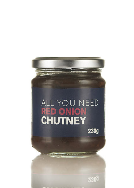 Red Onion Chutney