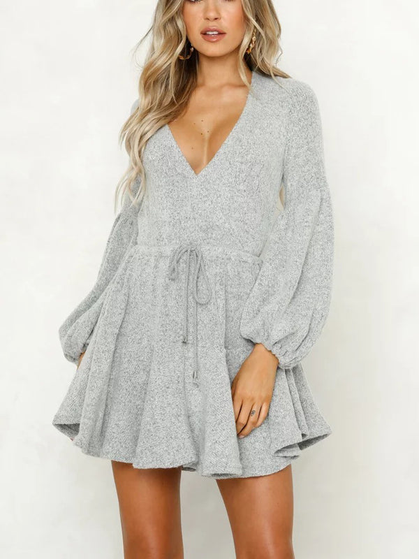 Now That I Found You Knitted Sweater Dress