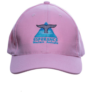 Cap -Whale Tail - Pink/Blue
