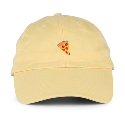 pizzaskateboards emoji polo hat butter polo shirts yellow TheDrop