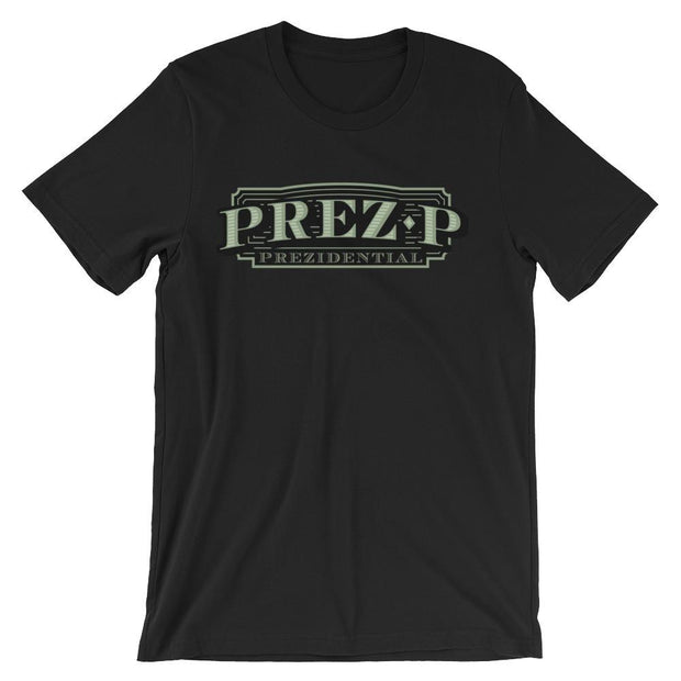 8 9 MFG Co. prez p money black t shirt tees TheDrop