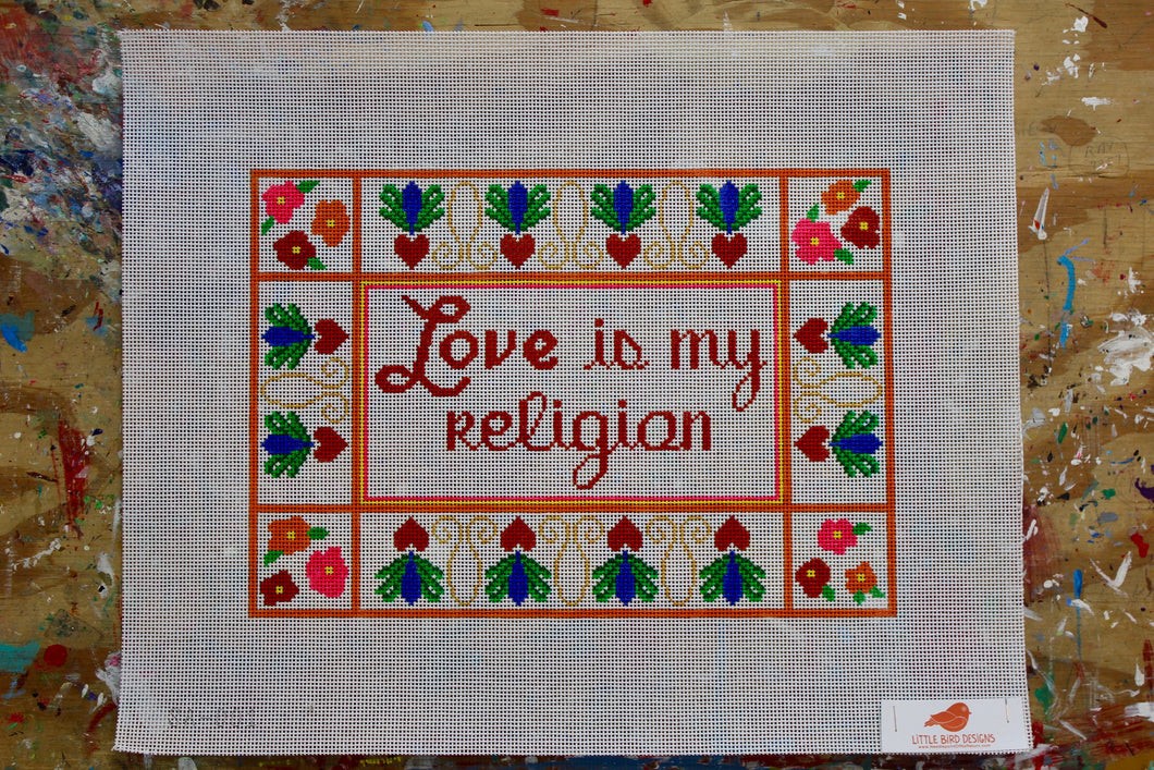 SA-001 Love is my religion