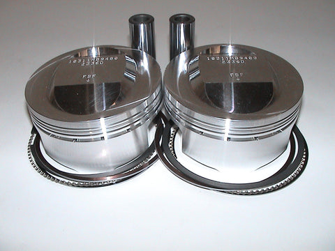 Ducati - PISTON KIT - 98mm 1100DS 11;5 CR 2V code F27562