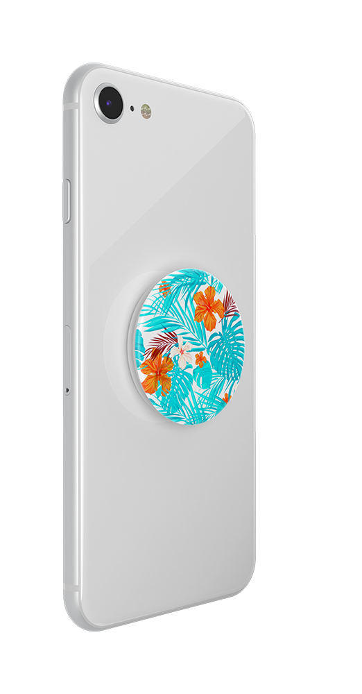 Tropical Hibiscus, PopSockets