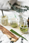 Matcha Body Scrub - Teangle