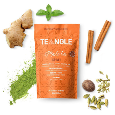 Teangle - Brain Power Matcha