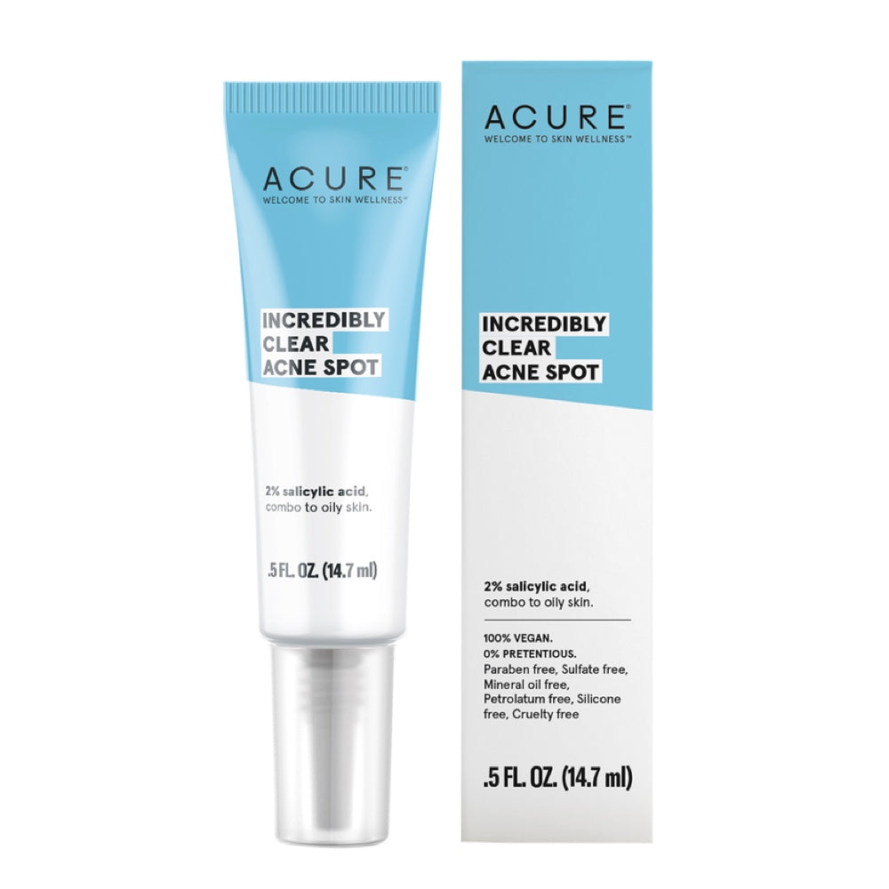 ACURE Acne Spot Treatment Incredibly Clear 14.7ml