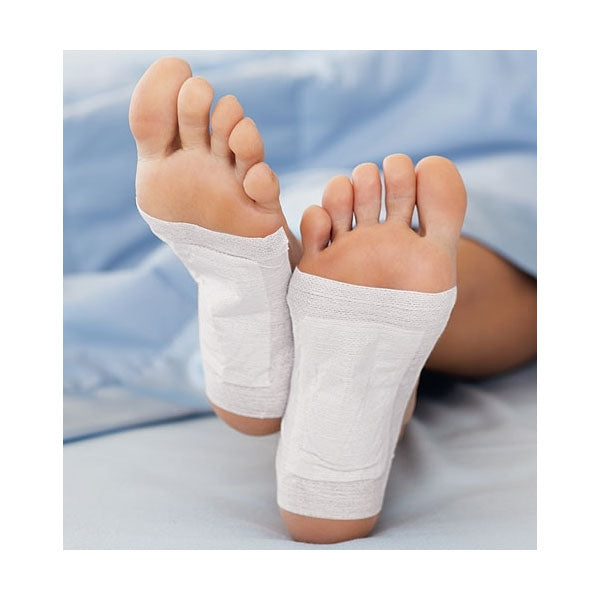 BYRON BAY DETOX Foot Patches Contains 7 pairs (14 Patches)