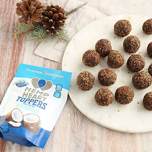 MANITOBA HARVEST Hemp Heart Toppers Coconut & Cocoa 125g