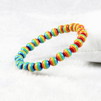 Equality Bracelet - ALL RAINBOW EDITION - Galaxy Accessories