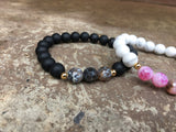 2 PC SET! Dynamic Duo Bracelets - Galaxy Accessories