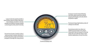 Enerdrive ePRO Plus Battery Monitor