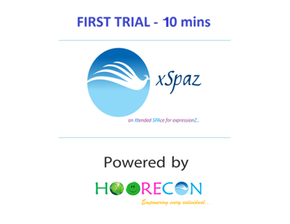 EmbDes' xSpaz 10mins TalkTime - FIRST TRIAL Pack