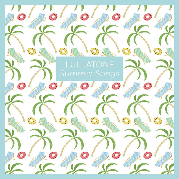 Lullatone CD - Summer Songs