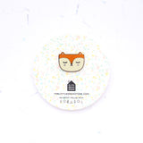 Polkaros Pin – Fox