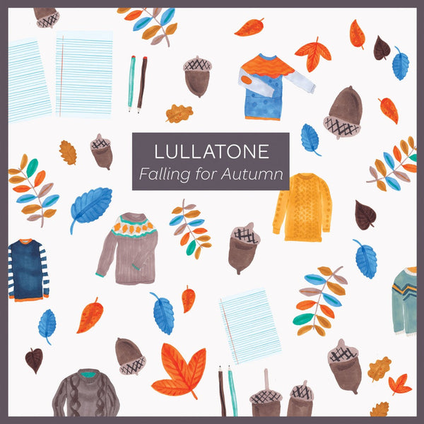 Lullatone CD - Falling for Autumn