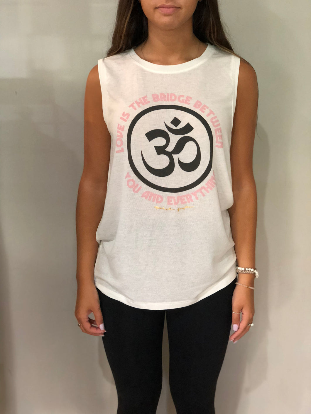 SG Love Is The Bridge Chakra Tank