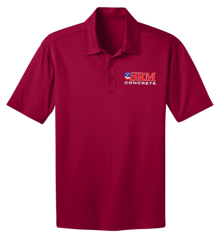 Men's Red Silk Touch™ Performance Polo