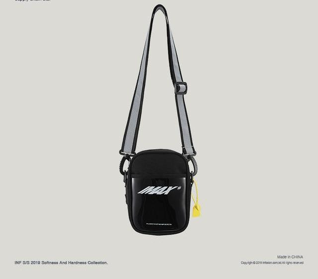 MAX Clear PVC Streetwear Bag - simplifybox