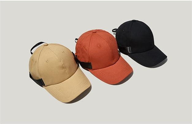 Big Ribbon Baseball Cap - simplifybox