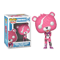 Funko POP Cuddle Team Leader 430 Fortnite Funatic Store Colombia