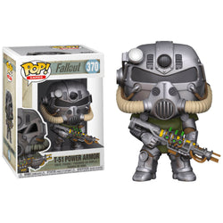 Funko POP T-51 Power Armor Fallout Funatic Store Colombia