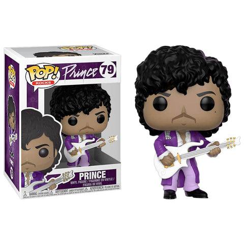 Funko POP Prince Purple Rain 79