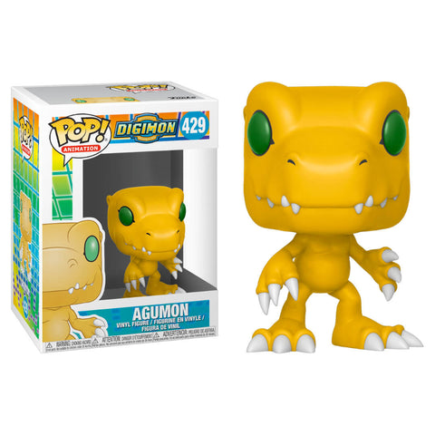 Funko POP Agumon Digimon Funatic Store Colombia
