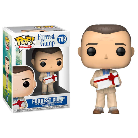 Funko POP Forrest Gump Chocolates 769 Funatic Store Colombia