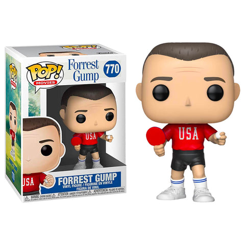 Funko POP Forrest Gump Ping Pong 770 Funatic Store Colombia