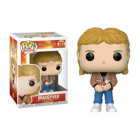 Funko POP MacGyver Funatic Store Colombia