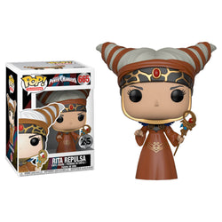 Funko POP Rita Repulsa Power Rangers Funatic Store Colombia