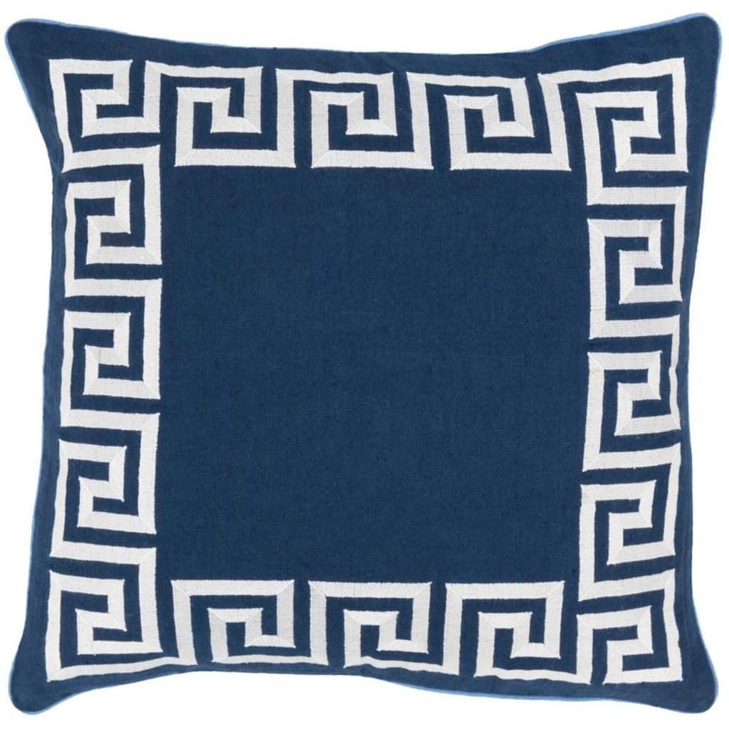"Palecek 18"" Square Outdoor Pillow"