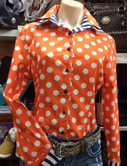 Nettie's Ladies L/S Shirt
