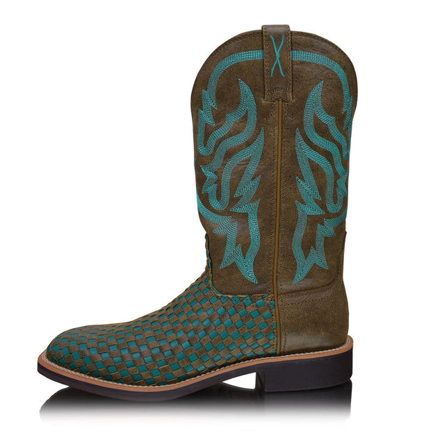 Twisted X Womens Top Hand Boots