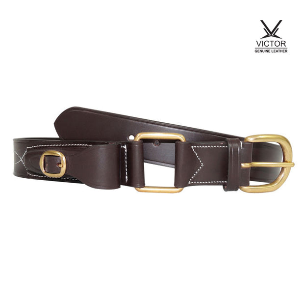 Victor Stockman Belt with Pouch