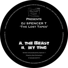 "Spencer T - The Lost Tapes (12"" Vinyl)"