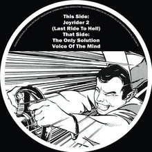 "The Criminal Minds - Last Ride To Hell (12"" Vinyl EP)"