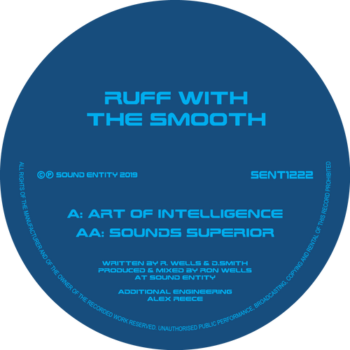 Ruff With The Smooth  - Art Of Intelligence / Sounds Superior (12