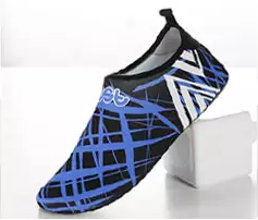 Mens & Womens Non-slip Quick-drying Beach Shoes Patterned