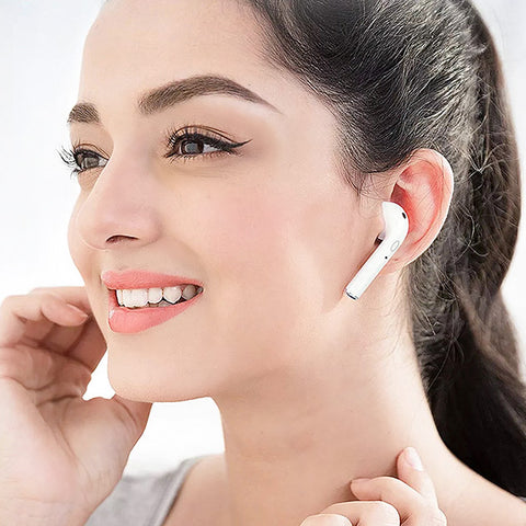 Bluetooth Earbuds with Portable Charging Case