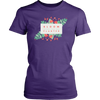'Bloom where you are planted' Good Morning Quotes District Women's Shirt [5 Variants]