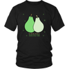 'You and me make a beautiful pear' Love Quotes District Unisex Shirt [5 Variants]