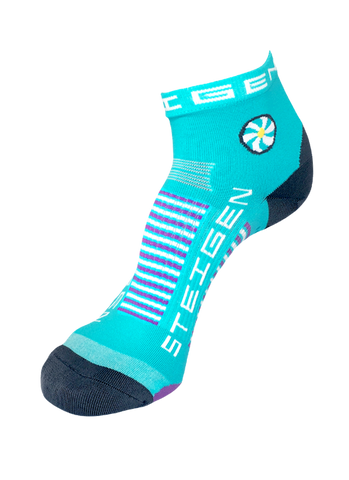 Steigen 1/4 Length Pilates Aqua Socks
