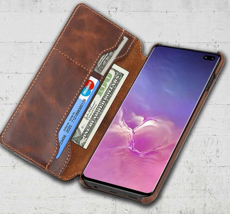 Picture of Flip Leather case for Samsung Galaxy Note8