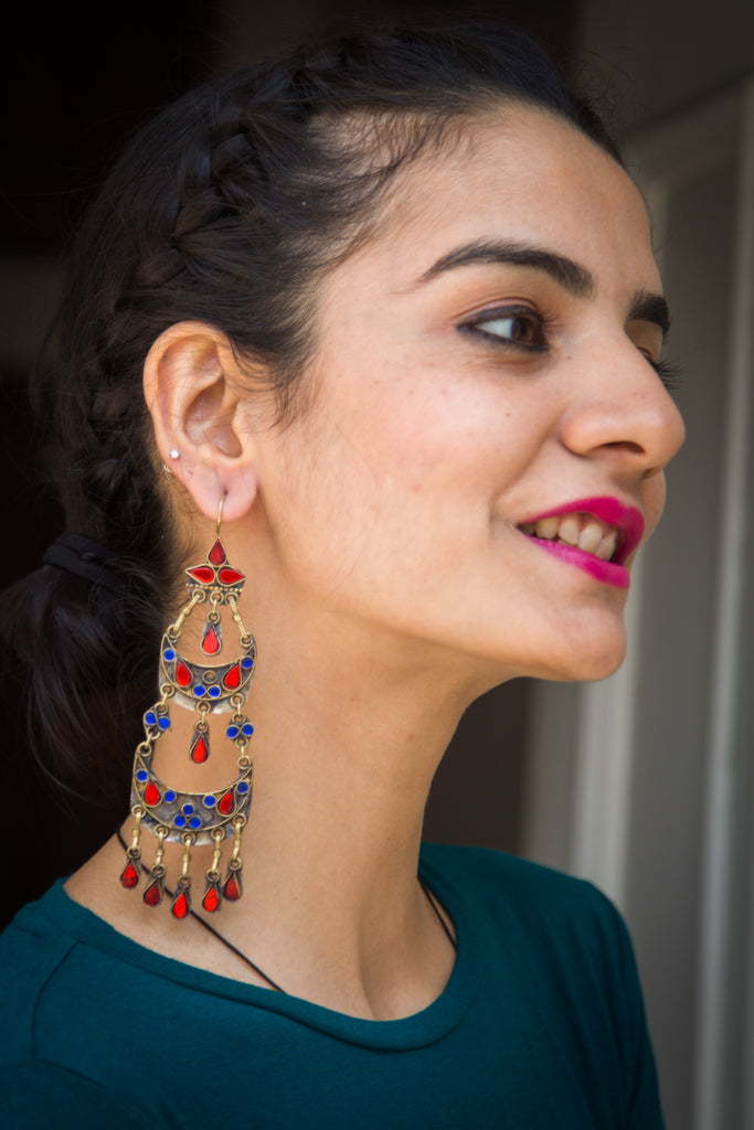 Samaneh Afghani Earrings